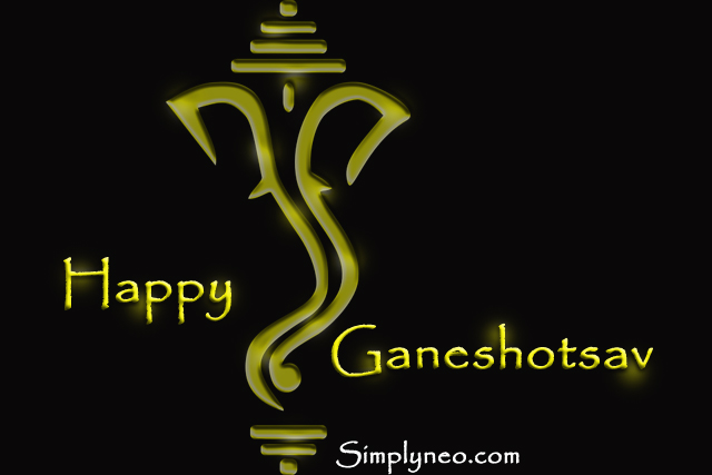 Happy Ganeshotsav !