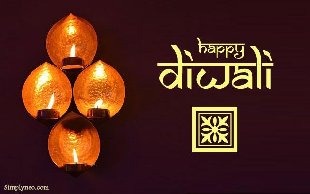 Wish you a very happy diwali