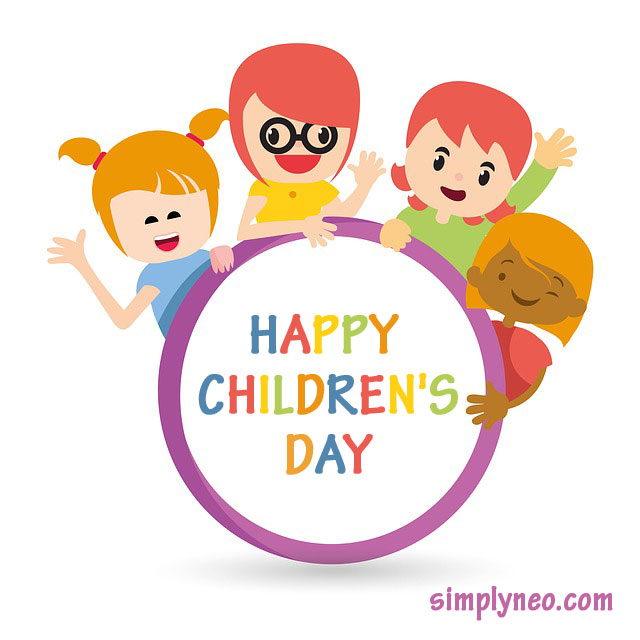 Happy Children's Day Quotes, Wishes, Messages & Pictures 2018
