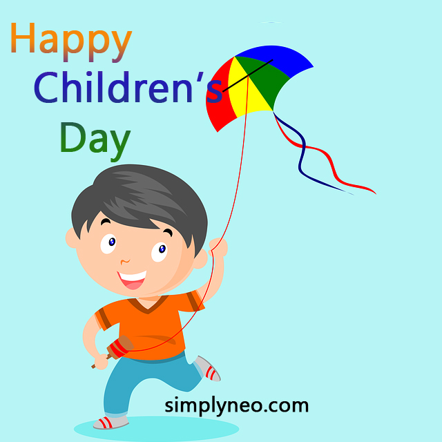 Happy Children's Day Quotes, Wishes, Messages & Pictures