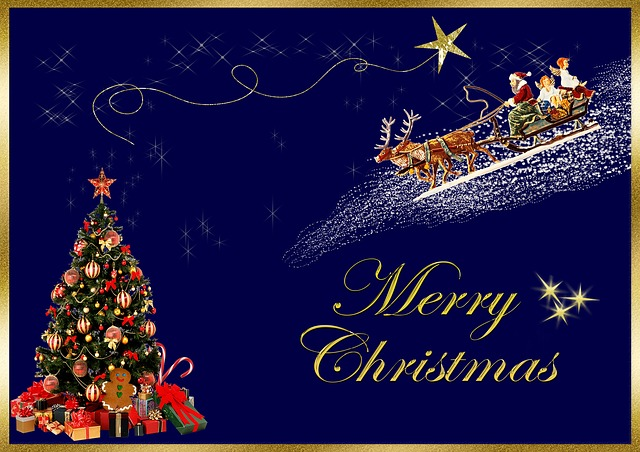Merry Christmas 2017 card, Wishes, Greetings, Quotes, Images, Messages, wallpapers